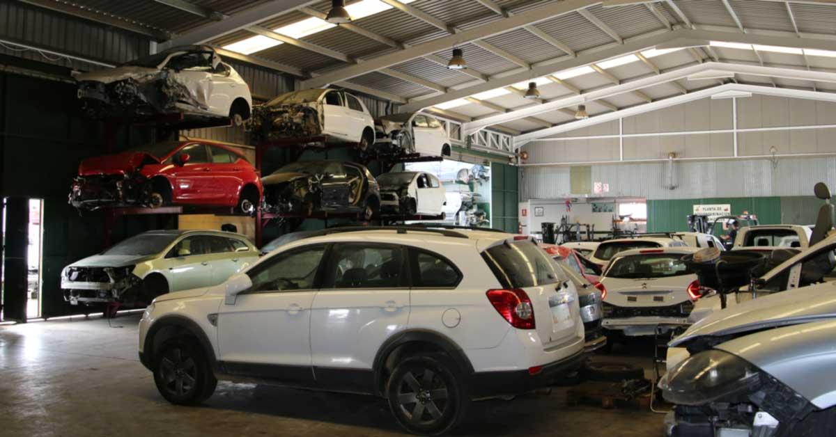 Desguace de coches El Poyo en Pilas