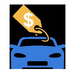 tasar vehículo